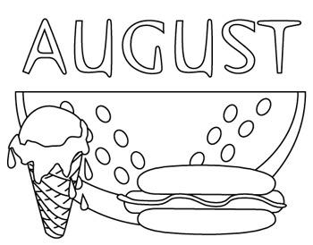 August Holidays