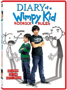 of a Wimpy Kid: Roderick Rules