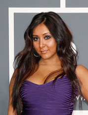 Snooki has made tanning too much a part of her