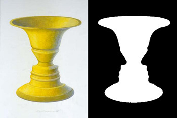 The Vase of Two Faces