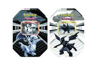 Reshiram and Zekrom Tins