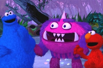 Sesame Street: Once Upon a Monster E3 Microsoft