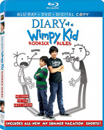 Diary of a Wimpy Kid: Rodrick Rules Box Art