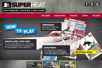 SuperHeat Website Screenshot
