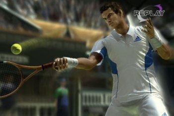 Virtua Tennis 4 Novak Djokovic