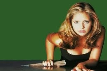 Pre-Twilight, Buffy was the go-to vampire slayer