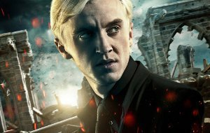 Draco - Harry Potter Portrait