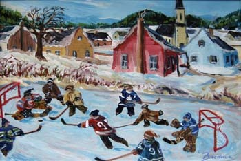 Old School Hockey