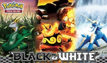 Pokémon TCG Black and White