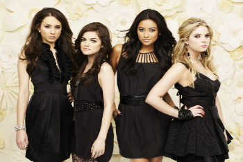Pretty Little Liars: Season 2, Episode 6 :: Never Letting Go