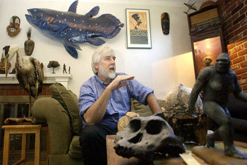 A Cryptozoologist's Living Room
