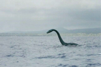 Ogopogo in the Okanogan