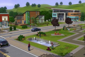 The Sims 3: Town Life Stuff preview image