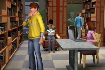 The Sims 3: Town Life Stuff preview image in library