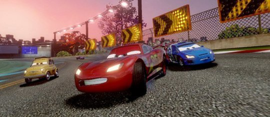 Feature cars 2 wii fea