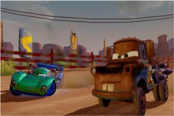 Cars 2: Wii Game Review