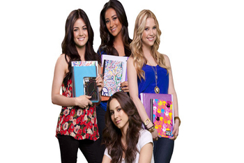 The cast of Pretty Little Liars needs your help to collect school supplies