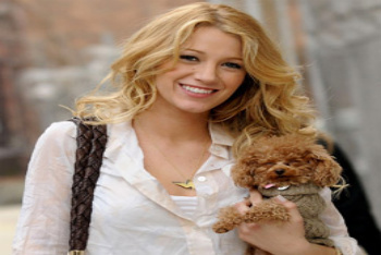 Blake Lively Penny on Blake Lively And Penny