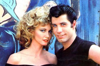 Olivia Newton John and John Travolta showed us what high school in the '50's was all about (in song!)