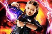 Rowan Blanchard stars in the blockbuster Spy Kids 4: All the Time in the World, get to know her in Kidzworld Q