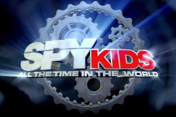Spy Kids: All the Time in the World in 4D Movie Review