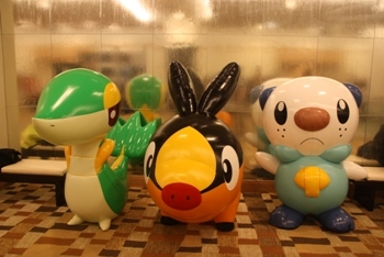 2011 Pokémon World Championship Mascots