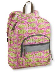 L.L. Bean Junior Backpack