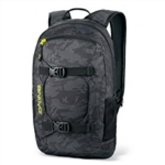 Dakine Boys' Alpine Backpack is great for heavy duty books