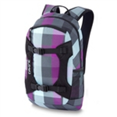 Dakine Girls' Alpine Backpack is pretty in purple