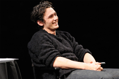 James Franco has attended FOUR prestigious universities