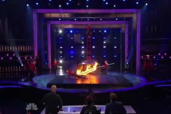 America's Got Talent: Season 6, Episode 28 :: Semi-finals Round 2