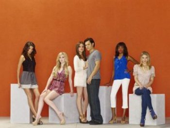Meet the gorgeous cast of The Lying Game!