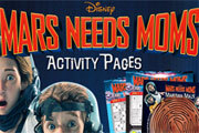 Mars Needs Moms: Alien Tuesday