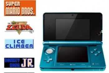 Nintendo 3DS Ambassador Program Free Games