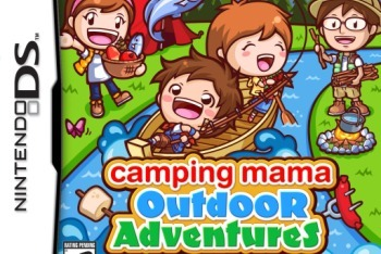 Camping Mama Outdoor Adventures box art