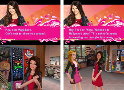 Victorious: Hollywood Art Debut