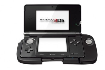 Nintendo 3DS extended slide pad add on with 3ds