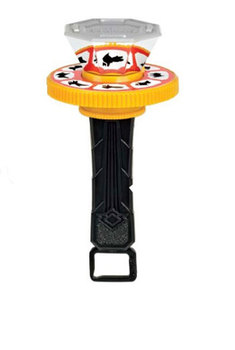 Samurai Power Disk Spinner