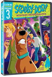Scooby-Doo Mystery Inc S1V3