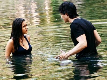 The Vampire Diaries: Season 3, Episode 2 :: The Hybrid