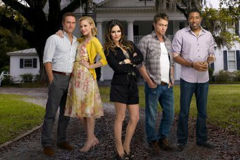 Heart of Dixie Cast