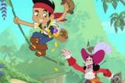 Jake and the Never Land Pirates DVD Review