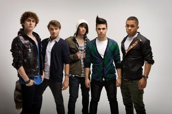 Midnight Red is working on their debut album