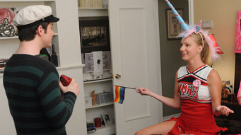 Glee: Season 3, Episode 2 :: I Am Unicorn