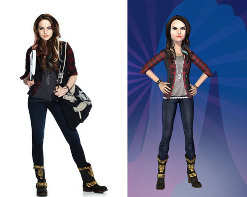 and Victorious: Hollywood Arts Debut Exclusive Character Reveal Part 2