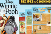 WINNIE THE POOH: Recipes and Cooking Activities