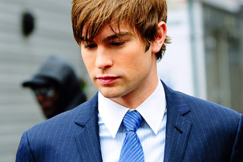 Chace Crawford plays Nate Archibald on Gossip Girl