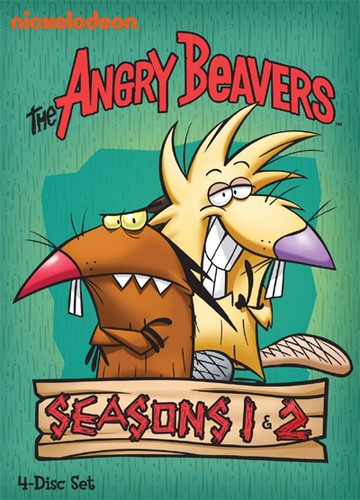 The Angry Beavers: Seasons 1