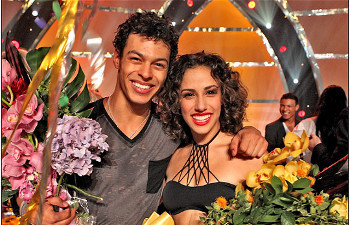 Chehon Wespi-Tschopp and Eliana Girard