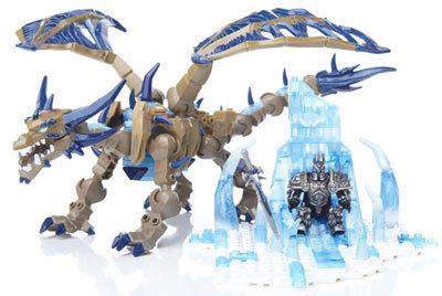 Singdragosa and the Lich King